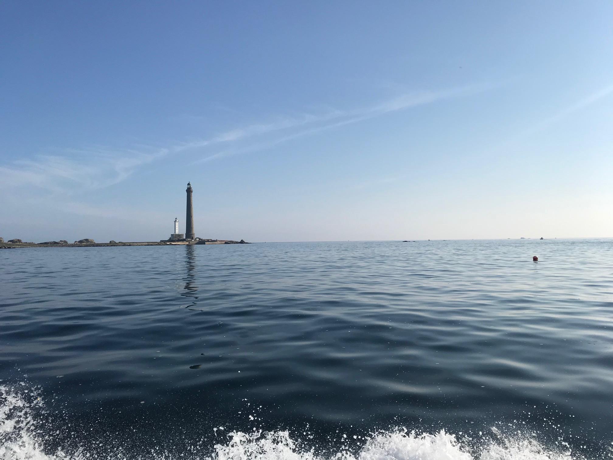 Vidéo #2 : rénovation du vieux phare de l'ile vierge un chantier exemplaire