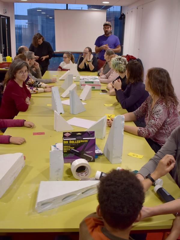 Capucins : Inscrivez-vous aux ateliers artistiques : 23 et 30 nov