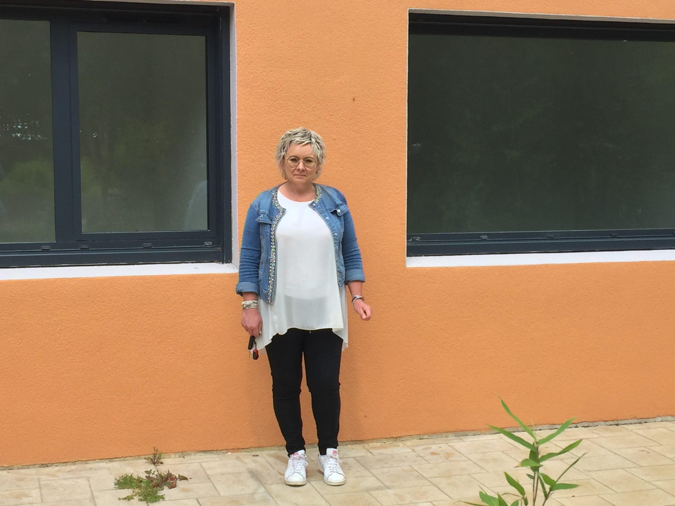 Quartier Simone Veil : bienvenue à notre 1ère habitante