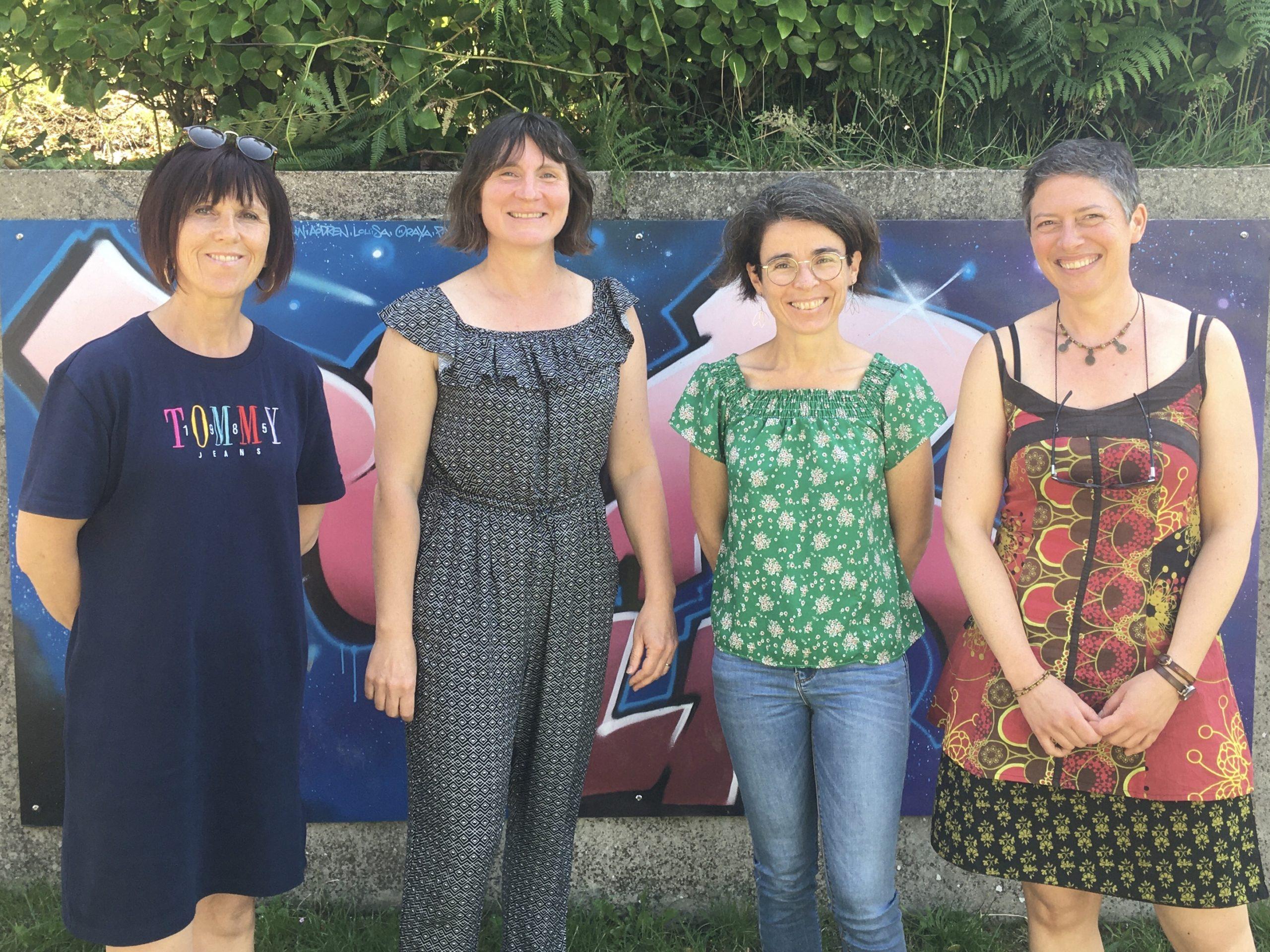Interview de Sandrine Kervella, directrice de l'école publique de l'Aber Benoît