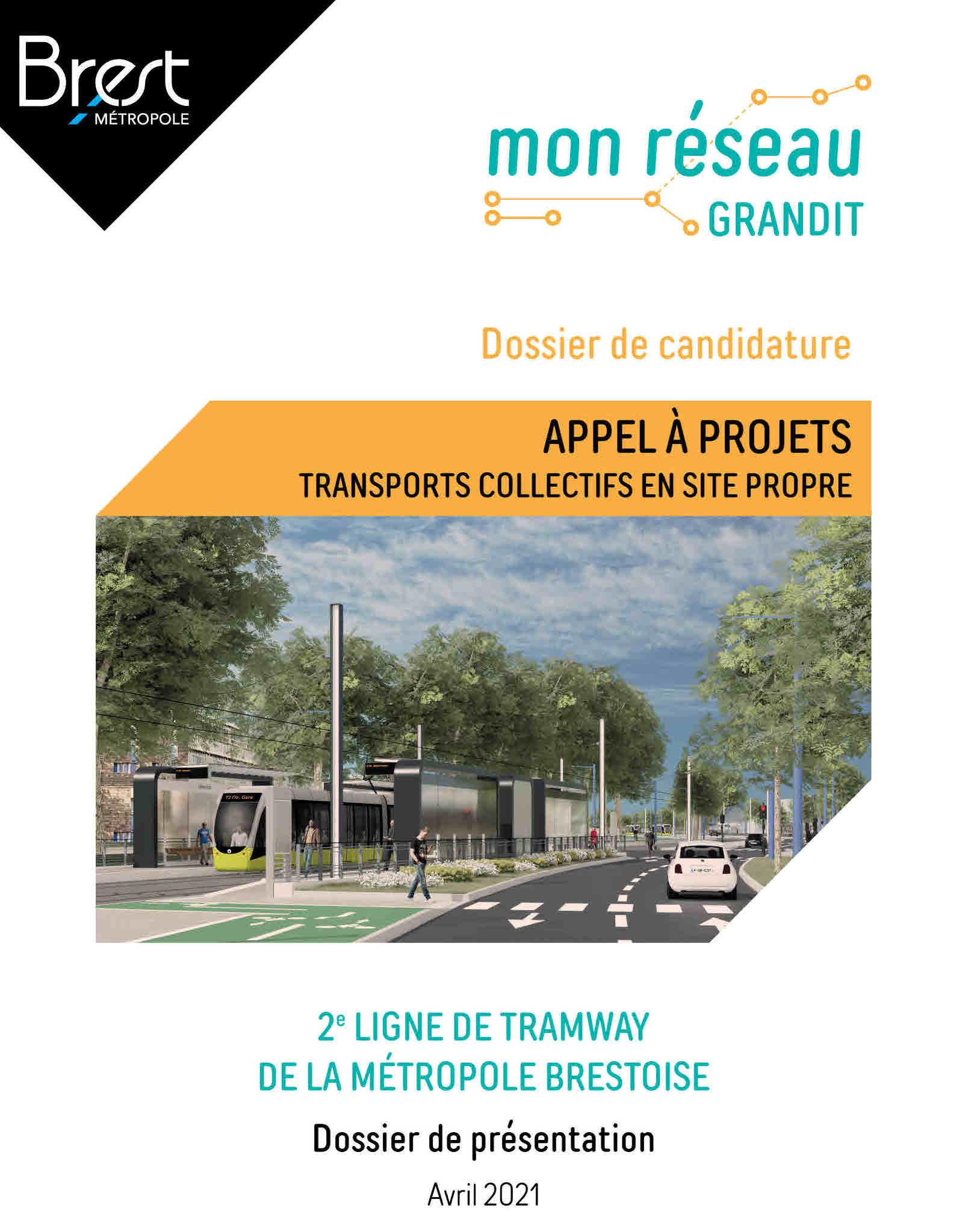 """21 millions d'Euros de subvention pour le projet de transport """"Mon réseau grandit""""."""